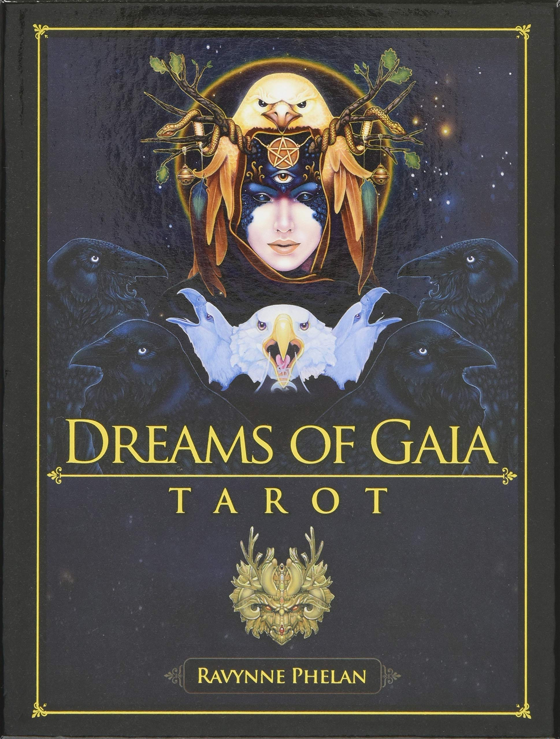 Dreams of Gaia Tarot; Ravynne Phelan