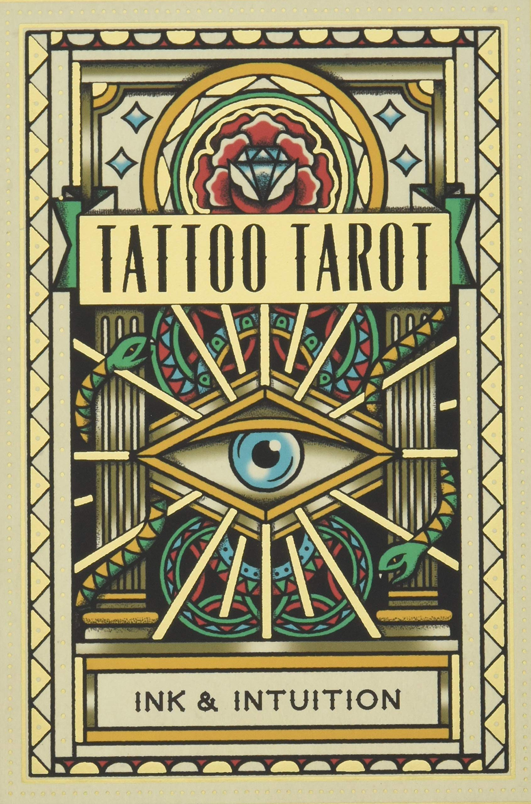 Tattoo Tarot, Ink & Intuition