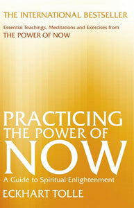 Practicing The Power of Now; Eckhart Tolle