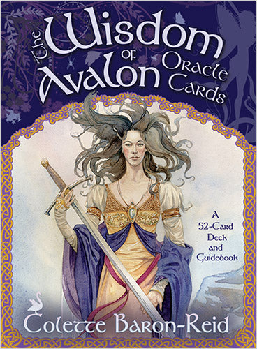 The Wisdom of Avalon Oracle Cards; Colette Baron-Reid