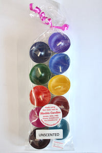 Nimbin Candles Unscented Tealights
