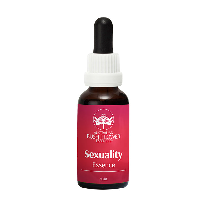 Australian Bush Flower Essences, Sexuality Essence 30ml
