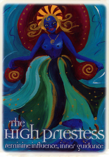 The Oracle Tarot; Lucy Cavendish