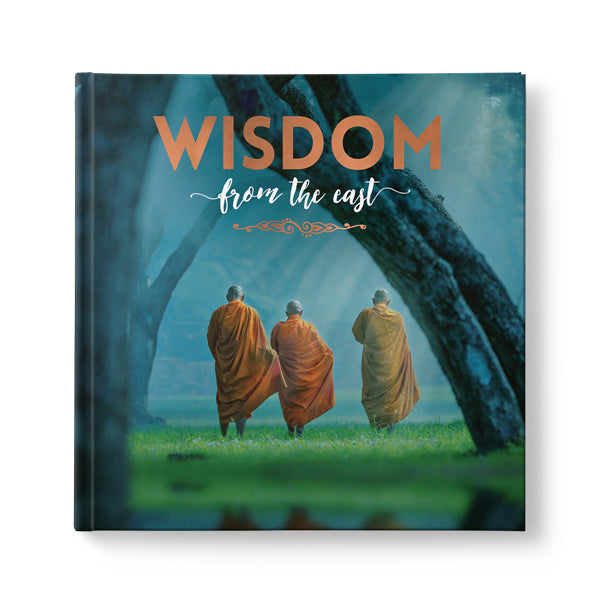 Little Affirmations, Wisdom From the East, Gift Book