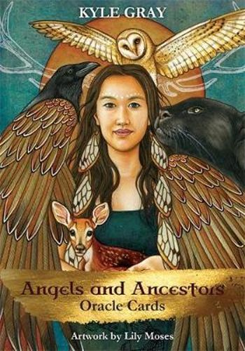 Angels and Ancestors Oracle Cards; Kyle Gray