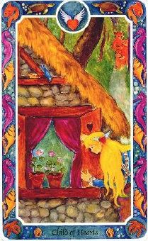 Inner Child Cards, A Fairy-Tale Tarot; Isha Lerner & Mark Lerner