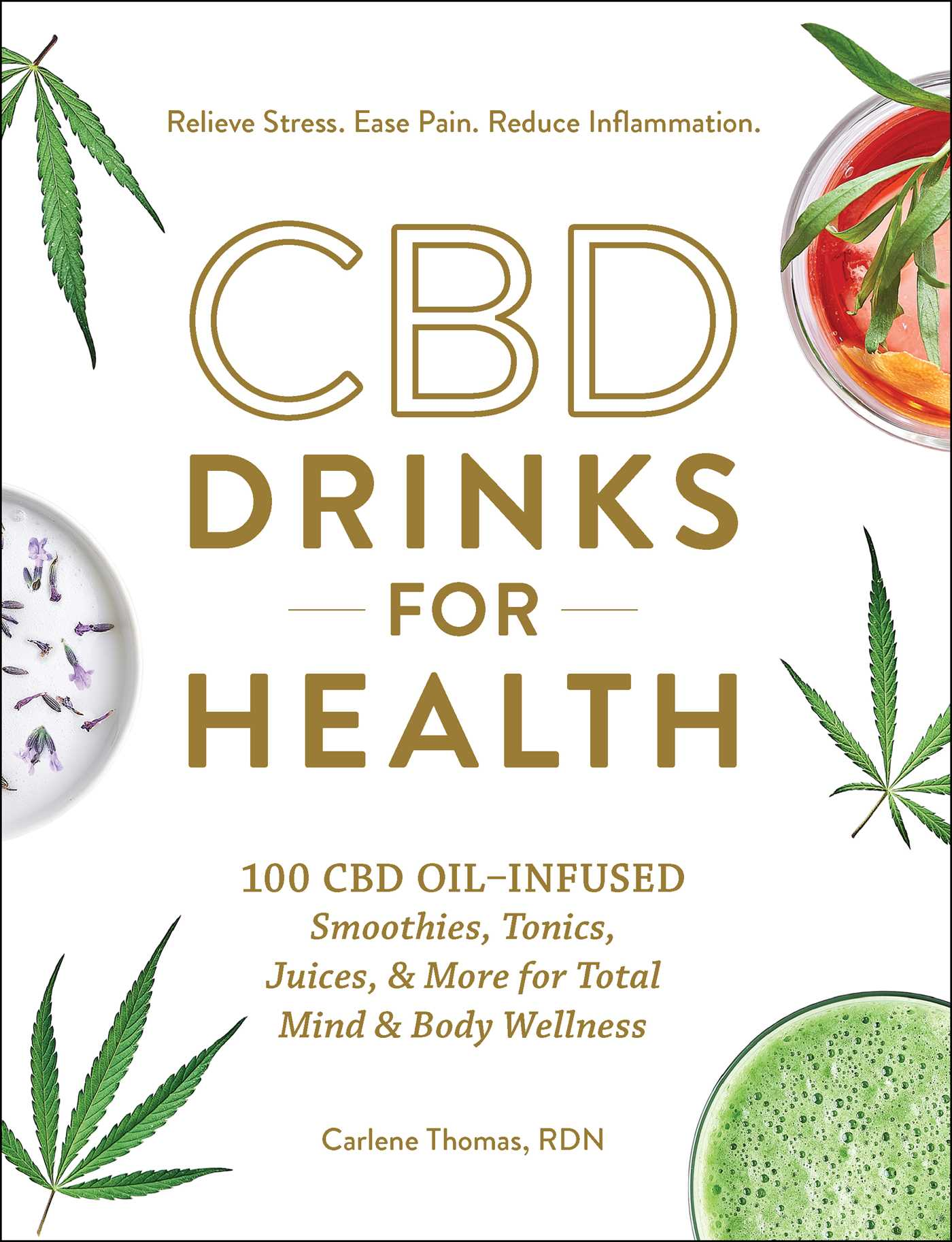 CBD Drinks for Health; Carlene Thomas
