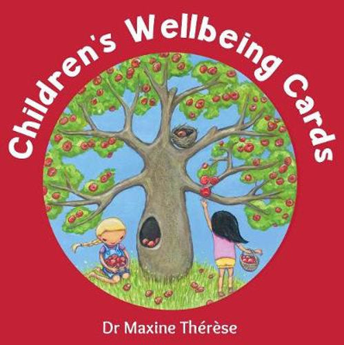 Children's Wellbeing Cards; Dr Maxine Thérese