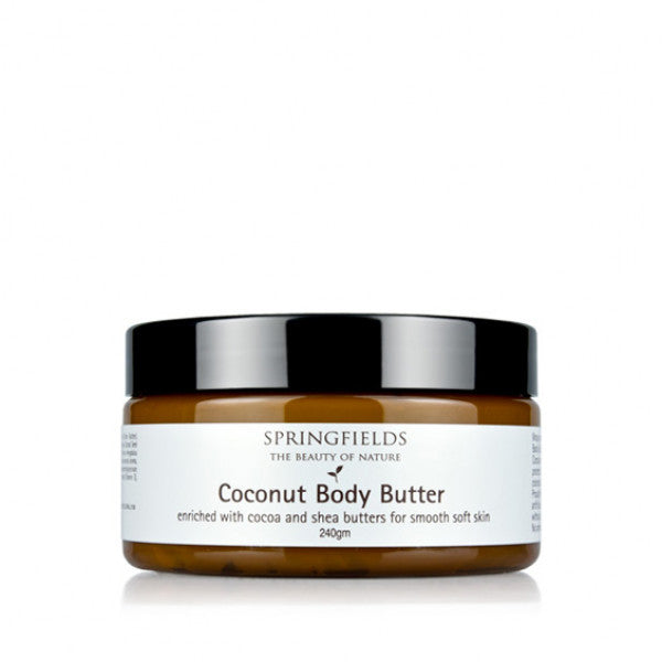 Springfields Coconut Body Butter