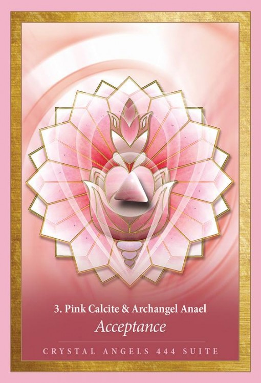Crystal Mandala Oracle; Alana Fairchild