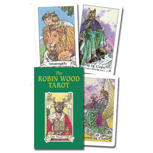 The Robin Wood Tarot; Robin Wood