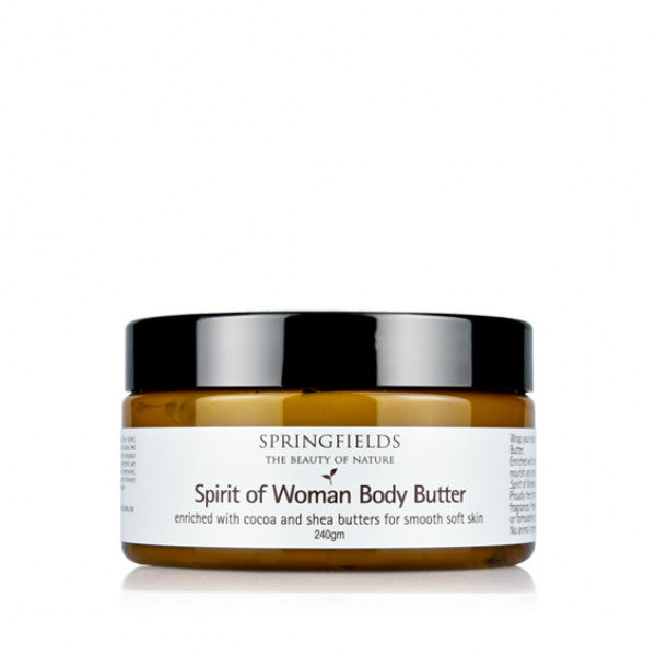 Springfields Spirit of Woman Body Butter