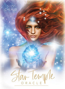 Star Temple Oracle, Cards & Guidebook; Suzy Cherub