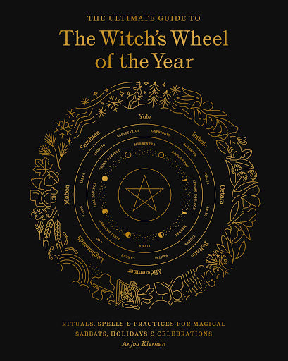 The Witch's Wheel of the Year; Anjou Kiernan