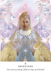 Work Your Light Oracle Cards; Rebecca Campbell, artwork by Danielle Noel