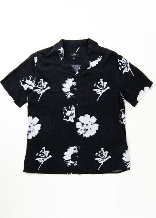 Lofi Short Sleeve Rayon Shirt Boys