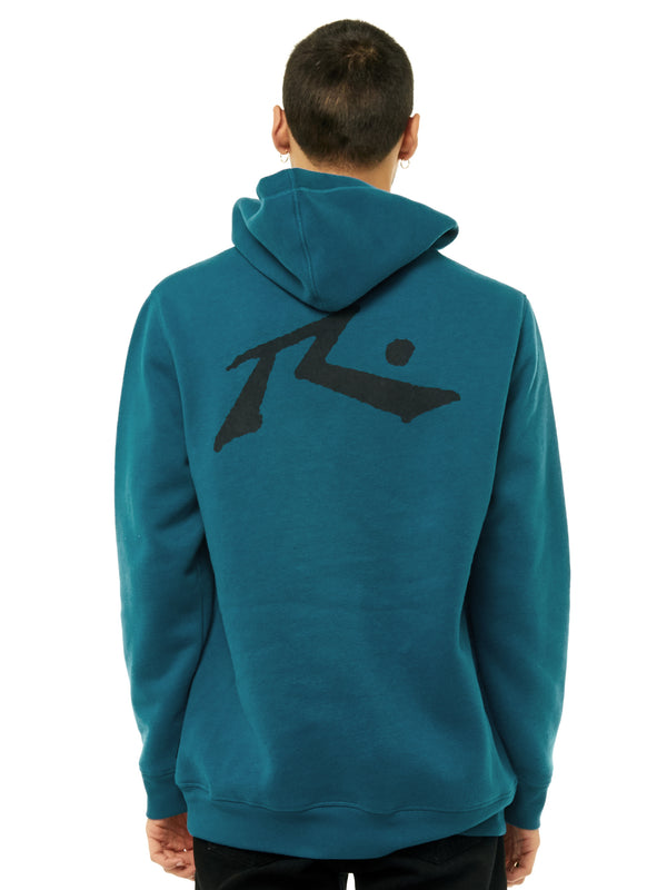 Rusty Competition Hooded Fleece