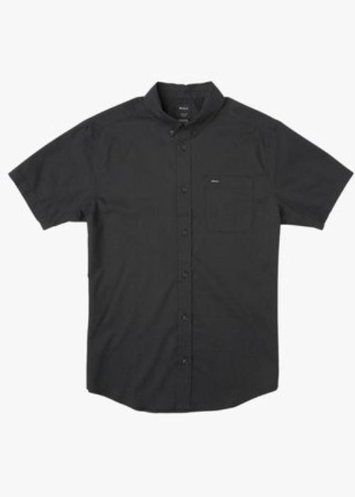 RVCA - Thatll Do Stretch Short Sleeve Shirt