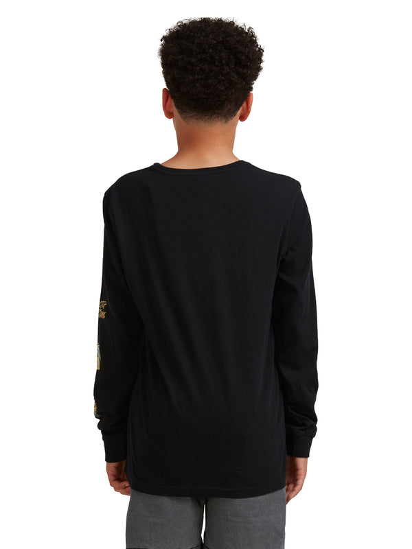 Island Pulse Boys Long Sleeve Tee