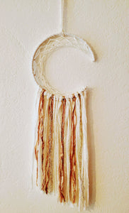 Half-Moon Dreamcatcher
