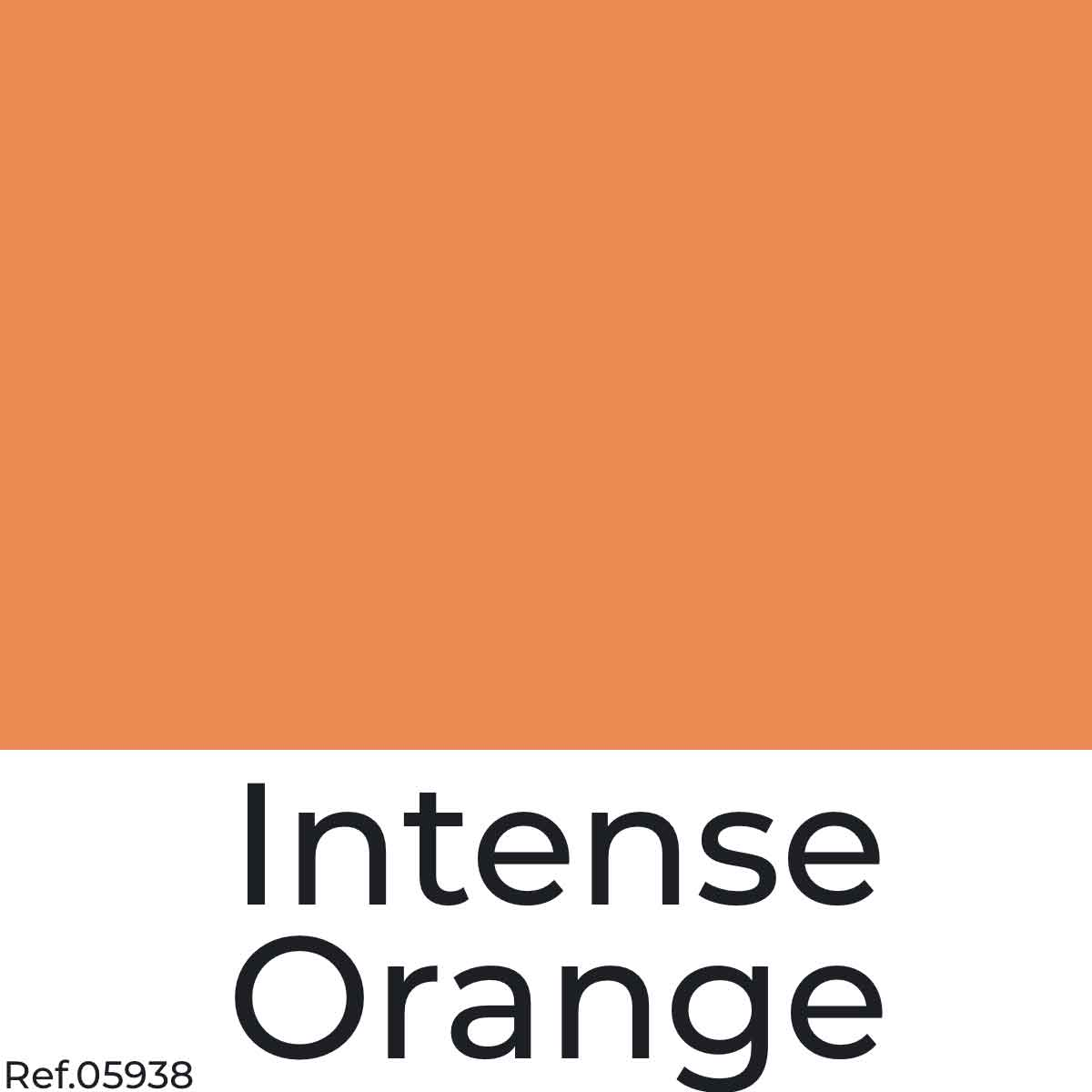 Intense Orange Color Poster Paper from najamonline.com Abu Dhabi - UAE