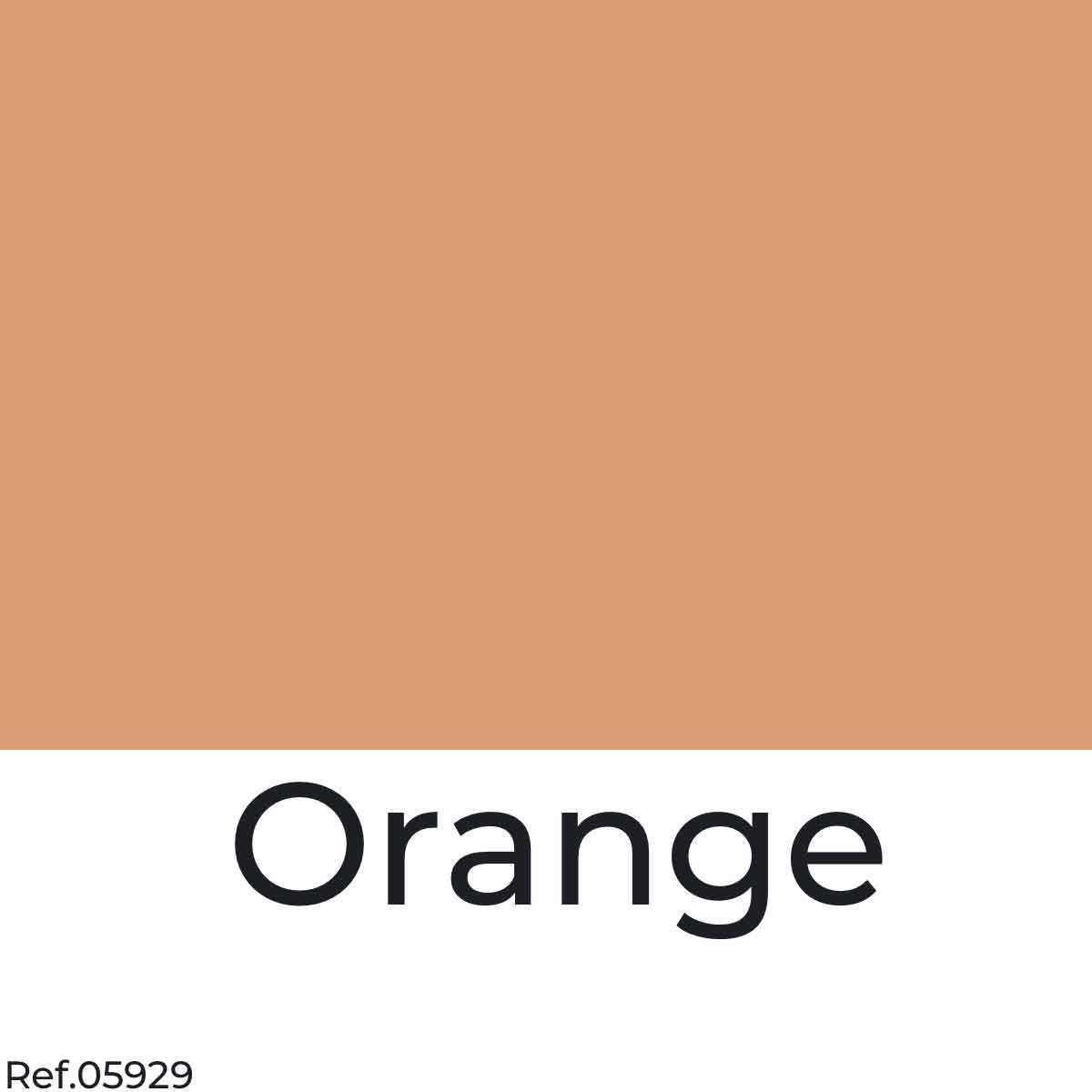 Orange Color Poster Paper from najamonline.com Abu Dhabi - UAE