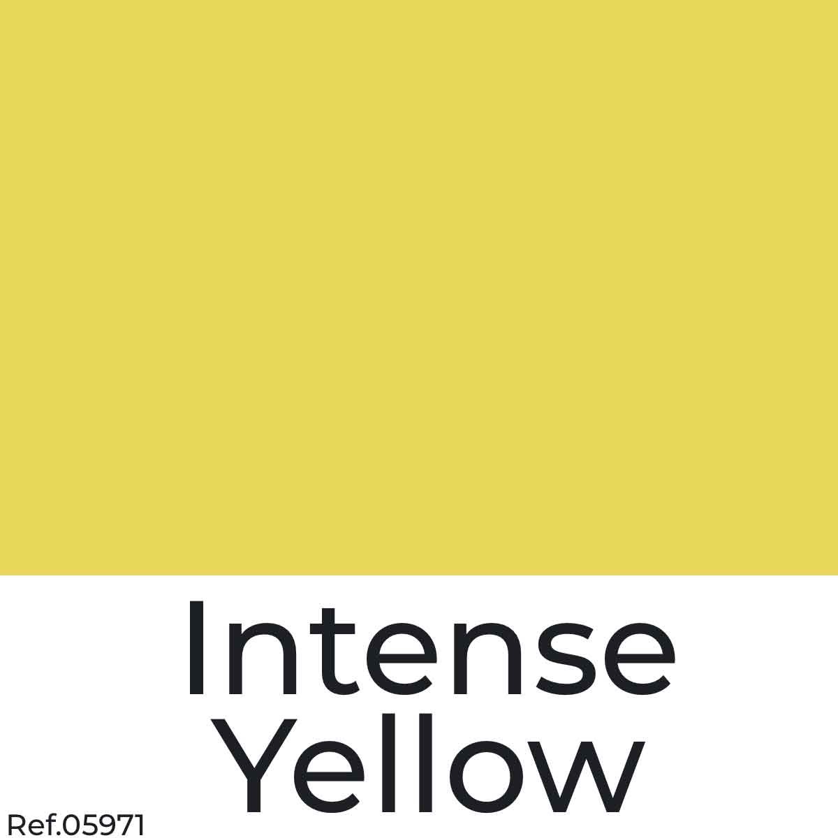 Intence Yellow Color Poster Paper from najamonline.com Abu Dhabi - UAE