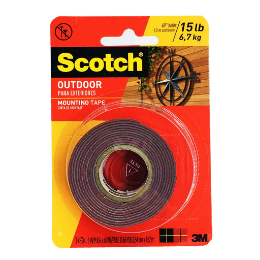 3M Scotch 411 Outdoor Mounting Tape