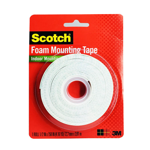 3M Scotch Foam Indoor Mounting Tape