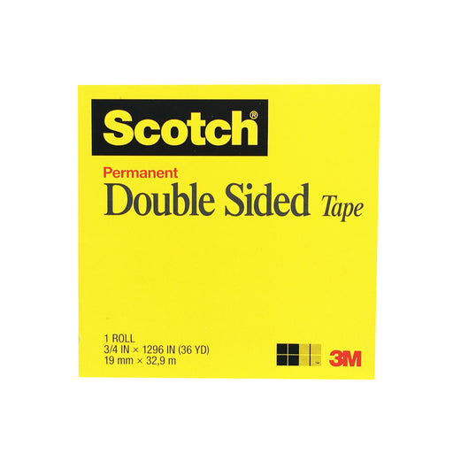 3M Scotch 665 Permanent Double Sided Tape