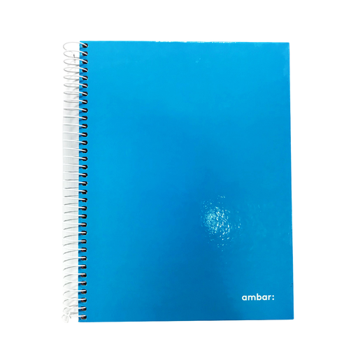 Ambar A5 Notebook 100 Pages Hd Cover Spiral Bind