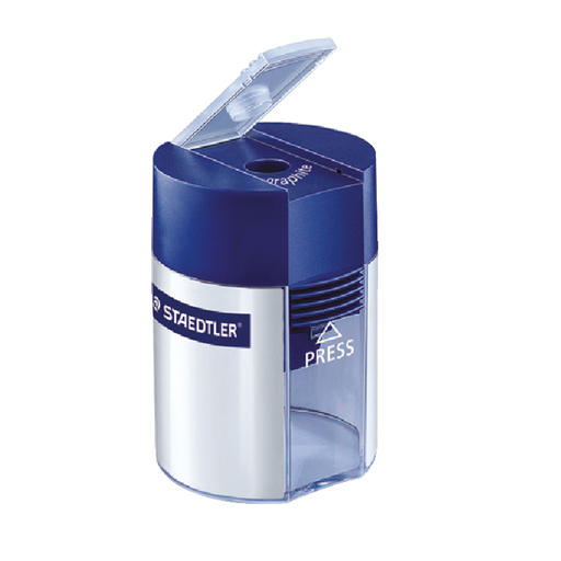 Staedtler 511 001 Single Hole Tub Pencil Sharpener