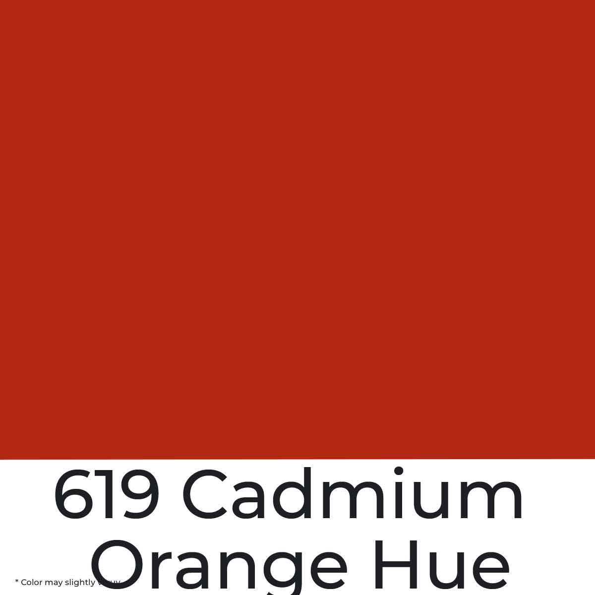 Daler Rowney Acrylic Paint - Cadmium Orange Hue 619 from najmaonline.com