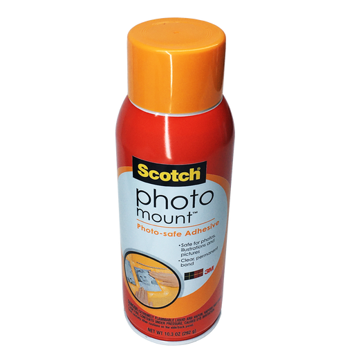 3M Scotch Photo Mount Spray Adhesive 292g