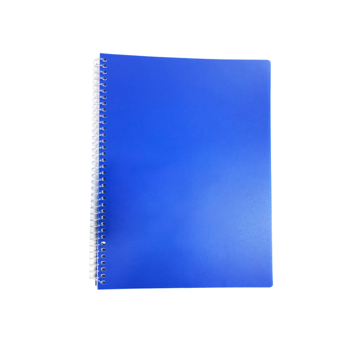 4 Line A4 Notebooks 100 Pages Spiral Bind