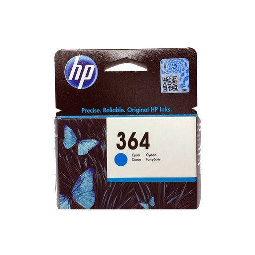 Shop HP 364 Original Ink Cartridge Cyan Color online in Abu Dhabi, UAE