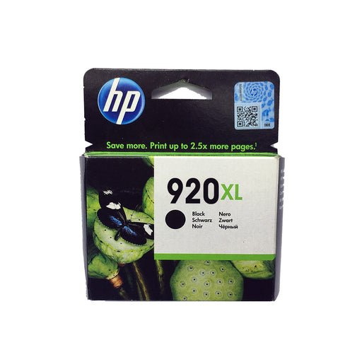 Shop HP 920XL Original Ink Cartridge Black Color online in Abu Dhabi, UAE