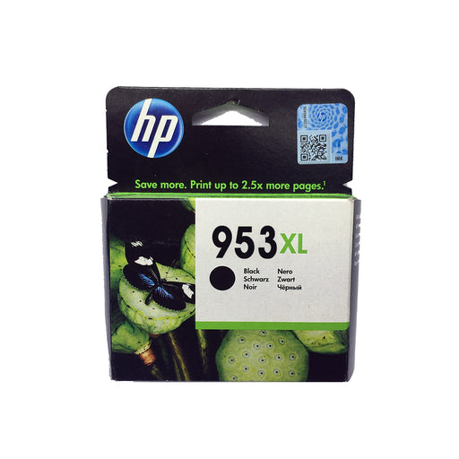 Shop HP 953XL Original Ink Cartridge Black Color online in Abu Dhabi, UAE