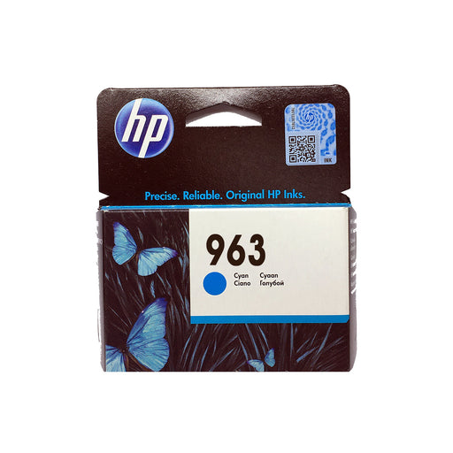 Shop HP 963 Original Ink Cartridge Cyan Color online in Abu Dhabi, UAE