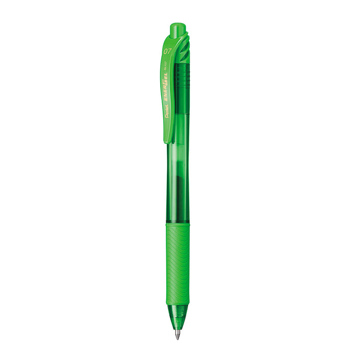 Shop Pentel Energel X Roller Green Gel Pen BLN107 online in Abu Dhabi, UAE