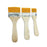 Set of 3 Size Brushes
