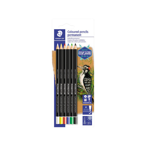 Staedtler Colored Pencils Permenent Set