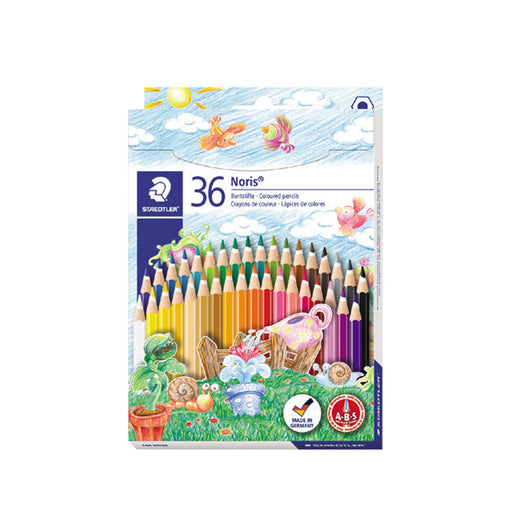 Staedtler Noris 36 Color Pencil Set