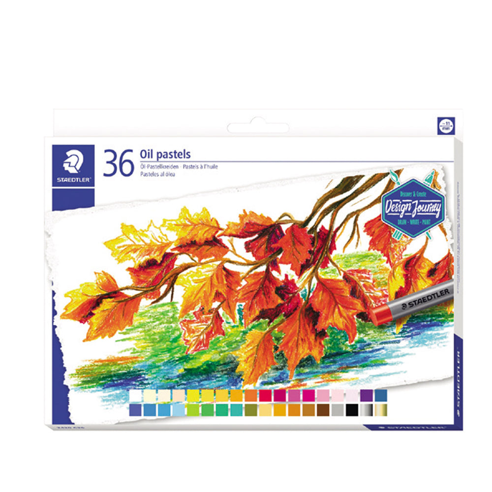 Staedtler Oil Pastel -36 Colors Set