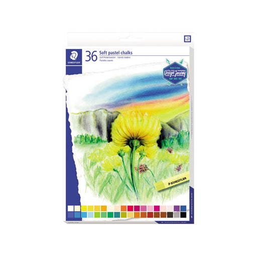 Staedtler Soft Pastel -36 Colors Set