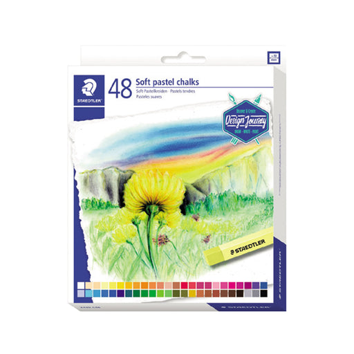 Staedtler Soft Pastel -48 Colors Set