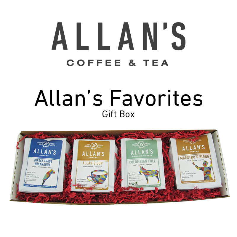 Allan's Favorites Gift Box