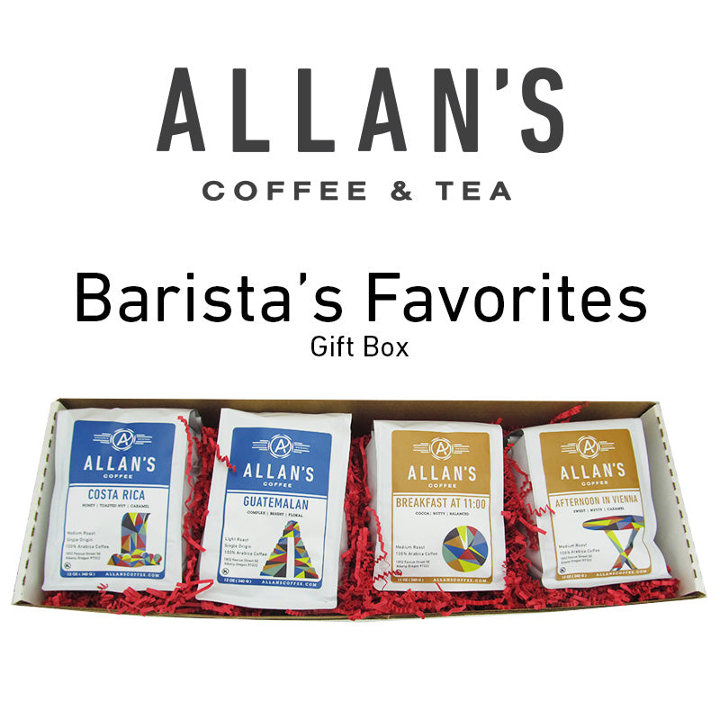 Barista's Favorites Gift Box