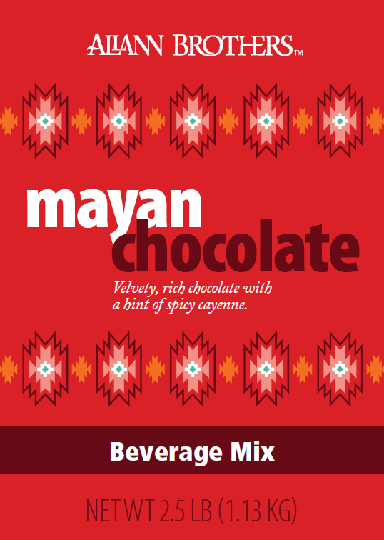 Mayan Chocolate Beverage Mix