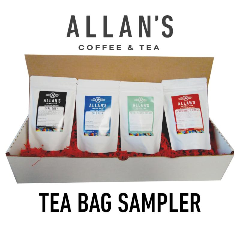 Tea Sampler Gift Box